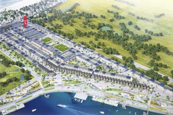 Chính chủ cần bán gấp lô đất dự án Ngọc Dương mở rộng - Trục shophouse thông Biển