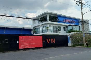 Cho thuê nhà xưởng 5200m2 giá 185tr/tháng sắp hết HĐ tại Lê Văn Khương, phường Hiệp Thành, quận 12