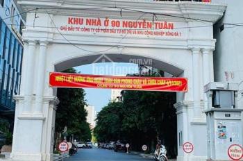 Bán nhà liền kề dự án 90 Nguyễn Tuân mặt tiền 5,5m