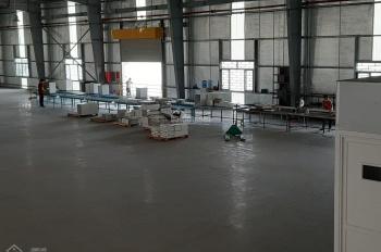 Bán đất, nhà xưởng 7.453m2 trong KCN Long Hậu, Cần Giuộc, Long An
