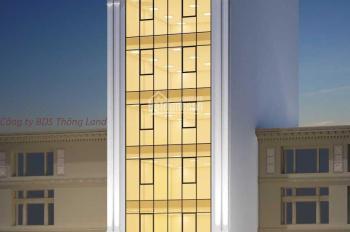 Tòa nhà Văn phòng Mặt phố - TT Thanh Xuân - 265m2 - 8 tầng thang máy + Hầm