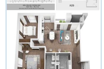 Chính chủ cần bán căn A09 dự án Thiên Niên Kỷ - 86.3m2, 2PN - 2VS ,căn góc, cửa ĐN . Nhận nhà ở ngay