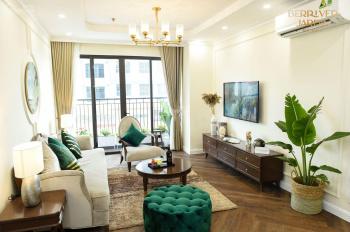 Mở bán chung cư Berriver Jardin - quà tặng 85 triệu + chiết khấu 6% giá 2,4 tỷ căn 2 phòng ngủ