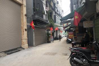 Tôi cần bán nhà chính chủ xây 5 tầng tại ngõ 72 phố Tôn Thất Tùng, Đống Đa, ngõ to rộng, giá 3,6 tỷ