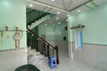 Nhà 1 trệt 1 lầu P. Linh Đông, Thủ Đức hẻm thông 1/ đường 24, diện tích 63,5m2
