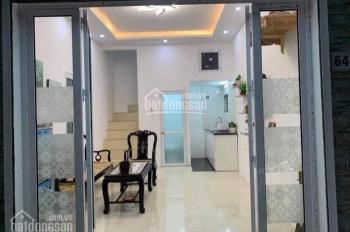 Cho thuê nhà riêng 2 tầng đủ đồ, ở 154 ngõ chợ Khâm Thiên, 5 tr/tháng