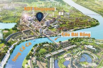 Khu đô thị đất nền gần biển kế sông - Chỉ từ 360tr (20%) - CK lên đến 8% MT 21-33m LH:0936875127