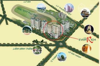Cần bán Penthouse The EverRich 3/2 DT 275m2 giá 13 tỷ. LH xem nhà 0908097889