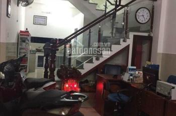 Cho thuê nhà HXH 6m Lũy Bán Bích, Q.Tân Phú, DT 4x12m, 1 lầu đúc, nhà mới
