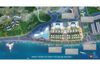 Mở bán duy nhất 1 căn Biệt thự mặt biển Doji Bến Đoan- The Sapphire Mansions.DT 255m2.LH 0339611188