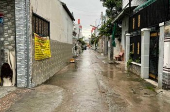 Bán nền thổ cư hẻm 50, đường Trần Hoàng Na, lộ xe hơi tới nền