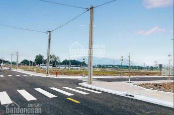 Bán lô đất thổ cư sổ hồng riêng diện tích 140m2 mặt tiền đường nhựa lớn giá 14tr/m2