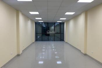 Cho thuê nhà mặt phố Trần Đăng Ninh, Cầu Giấy, Hà Nội, DT 70m2 x 7 tầng, giá 70tr/tháng
