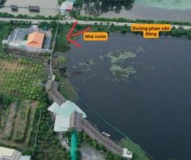 Siêu phẩm nhà vườn hơn 900m2 xã Phú Hữu cực đẹp chỉ cách Phà Cát Lái 700m: 0865992269