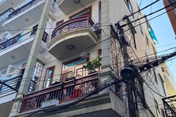 Bán nhà 3 mặt tiền HXH 6m DT: 5x10m, 5 Tầng, 6P full nội thất, Trường Sa, Q Phú Nhuận