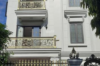 Siêu biệt thự đẳng cấp khu Trung Yên CG nội thât đẳng cấp diện tích 191m2, 5 tầng mặt tiền 12.5m