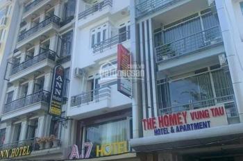 Cần bán gấp khách sạn khu Á Châu DT 5x20m, đúc 1 trệt, 4 lầu giá 15 tỷ