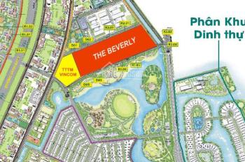 Nhận booking ưu tiên mở bán Phân Khu cao cấp Beverly - Vinhomes Grand park LH 0903040462