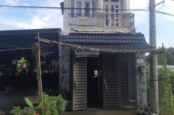 Bán nhà 1 trệt 1 lầu, DT=85m2, thổ cư hết đất, giấy phép xây dựng, đường Nguyễn Thị Chiên