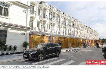 Nhà xây sẵn phong cách Châu Âu Hoàng Gia - chính sách ưu đãi tháng 10.2021 - 4.7 tỷ/căn hoàn thiện