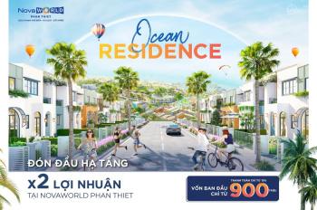 Nhận đặt chỗ đợt 1 phân khu Ocean Residence, khách miền bắc CK 2%, CK thêm 3% nếu booking sớm