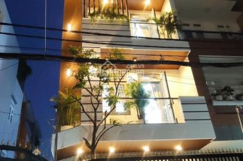 Bán nhà HXH Hòa Bình, Tân Phú - 100m2 - 7,6 tỷ - 4 tầng BTCT