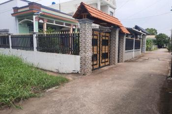 Bán nhà ngay mặt tiền 160m2 tại Chợ Trạm Cần Giuộc 1.6 ti
