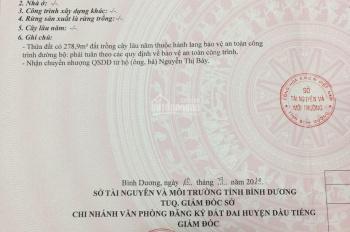 Thanh Tuyền - Dầu Tiếng bán gấp trả tiền cho ngân hàng gấp