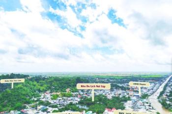 Bán nền chợ huyện Thoại Sơn đối diện ngay trục chính