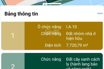 Bán 1,2ha đất hiện hữu cải tạo xã Nhị Bình