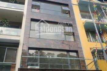 Cho thuê nhà ngõ SimCo Phạm Hùng - Nam Từ Liêm - HN. DT 100m2, 7 tầng, có thang máy, LH: 0898618333