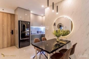 Giảm giá cho thuê căn hộ Diamond Riverside, mặt tiền Võ Văn Kiệt, full NT