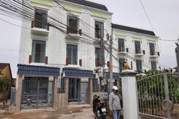 Nhà phố 1 trệt 2 lầu - giá 1,7 tỷ (100%) - SD 120m2 - ngay Quốc Lộ 50 - sổ hồng riêng - hỗ trợ vay