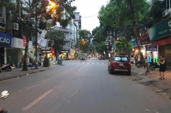 Bán nhà mặt phố độc nhất phố Lê Văn Hưu, Q. Hai Bà Trưng, 97m2x8T thang máy, 53 tỷ