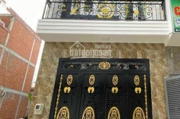 Bán nhà ngay Hoàng Việt Út Tịch P. 4 Tân Bình (3,5x20m) 3 tầng giá 12,5 tỷ