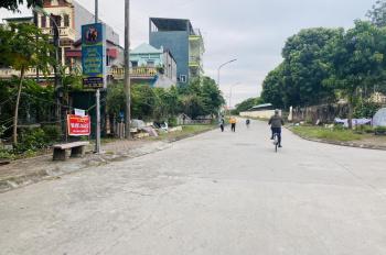 Bán 80m2 đất đấu giá Kiêu Kỵ Gia Lâm , đường 12m có vỉa hè , gần Vinhoems OCP , kinh doanh được