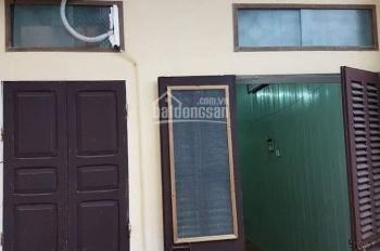 Chính chủ cần bán căn nhà 1 tầng  mái bằng tại  ngõ 81 đường Trần Huy Liệu,Nam Định. Gía 700 triệu