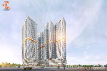 Sở hữu căn hộ chung cư cao cấp ven biển chỉ với 450tr