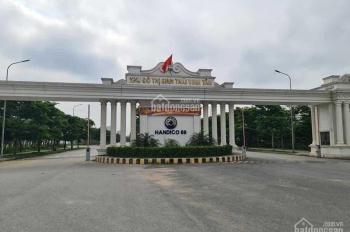 Bán lô đất biệt thự thuộc khu đô thị Hadico Vinh Tân thuộc đường Lê Mao kéo dài