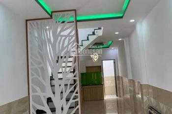 Nhà bán: Mặt tiền: Hưng Phú P10 Q8, diện tích: 3m x 14m, nhà 1 trệt 1 lầu