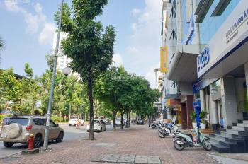 Tôi cần bán tòa nhà mặt phố Hoàng Quốc Việt, dt 200m2 7 tầng thang máy, giá 59.9 tỷ có thương lượng