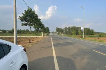 Đất thổ cư MT Võ Văn Kiệt 5x25.5m (100m2 TC), liền kề KCN cao HD 450ha, 1.4 tỷ NH hỗ trợ 70%