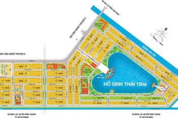 Bảng giá đất KDC Tân Đô, Hương Sen Garden. Chính chủ ký gửi giá rẻ, 0938939991