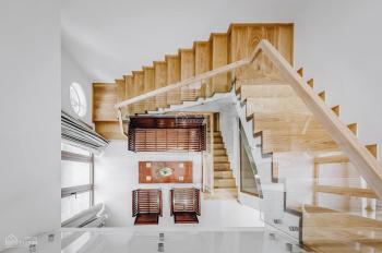 Cho thuê nhà ngõ 31 Nguyễn Chí Thanh 58m2 x 5T, chia 2 phòng, sàn gỗ nhà mới 13tr/th 0963869981