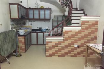 Nhà riêng ngõ phố Kim Ngưu, đầu Trần Khát Chân. DT 25m2x5T giá 7 tr/th