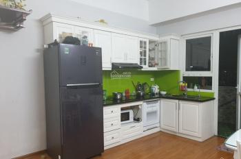Cần tiền bán gấp căn hộ góc 3PN - 82m2 view hồ Linh Đàm, full nội thất giá thương lượng sâu