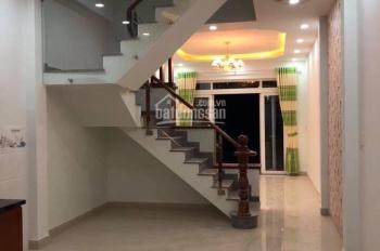 Gia đình cần tiền nên bán gấp căn nhà gần cầu An Lộc, Phường 6, Gò Vấp giá 4,8 tỷ. Số ĐT 090639.353