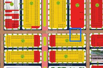 Bán đất nền H6 sau dãy Shophouse Đặng Văn Đầy đã xây dựng dự án Stella Mega City. LH:0931077090