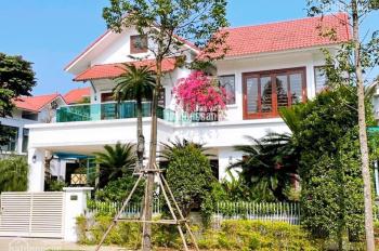 Chính chủ bán khu A6-10 Xanh Villas 600m2 x 2 tầng thô view vườn hoa, mặt sau view suối. Giá 20 tỷ