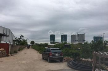 Bán 500m2 đất làng nghề gốm cổ Kim Lan, 2 mặt đường ô tô tránh nhau, MT rộng 18.6m, giá 26.5tr/m2